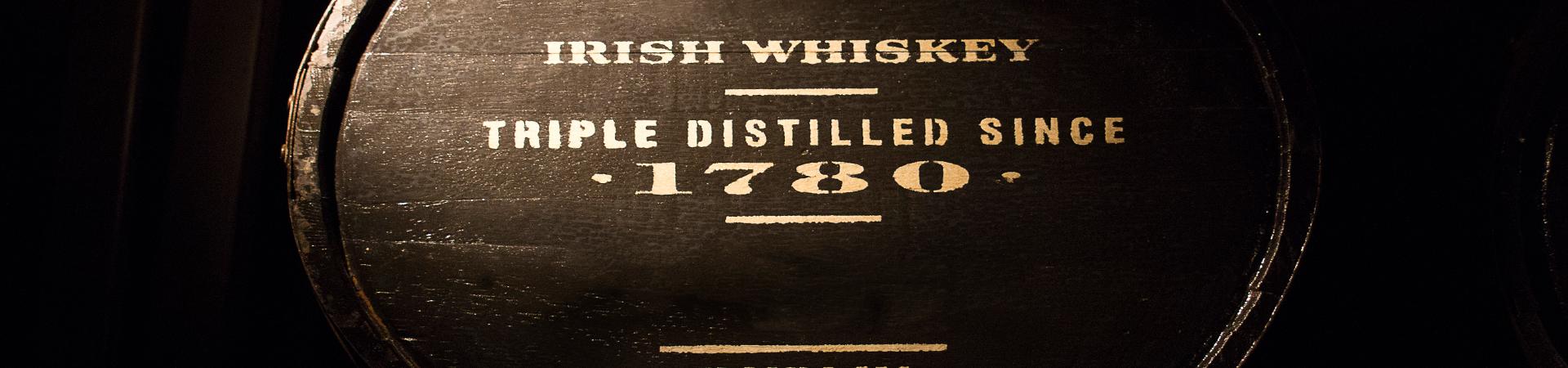 וויסקי אירי - Irish Whisky