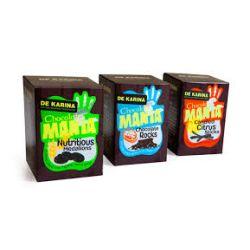 דה קארינה שוקולד מאניה - חלב ופולי קקאו