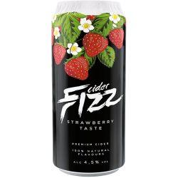 FIZZ סיידר תוסס בטעם תות שדה