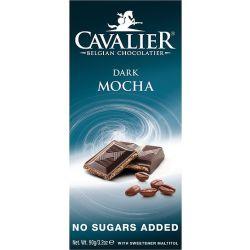 קואלייר שוקולד מריר עם קרם מורה ללא סוכר