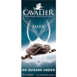 קואלייר שוקולד מריר ללא תוספת סוכר