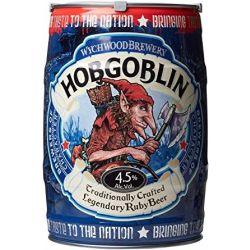 בירה הובגובלין HOBGOBLIN חבית 5 ליטר