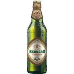 בירה צ'כית ברנרד