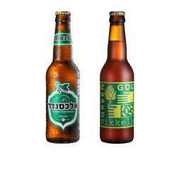 סט בירה ירוק