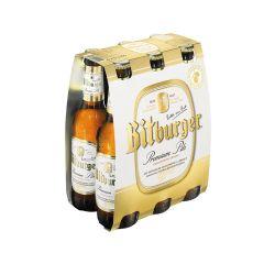 בירה גרמנית ביטבורגר - שישייה