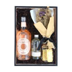 מארז מתנה לראש השנה - יין רוזה