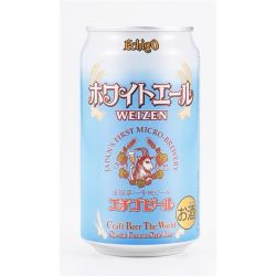 אצ'יגו בירה יפנית וויט אייל