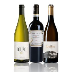 סט יינות לבנים אקזוטים