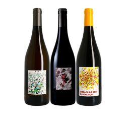 סט של יינות של דומיין דה גראמנון