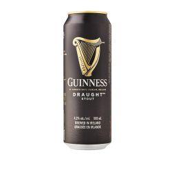 בירה גינס בפחית Guinness