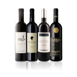 סט יינות פרימיום ישראלים כשרים
