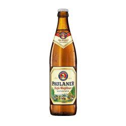 """בירה פאולנר חיטה 500 מ""""ל"""