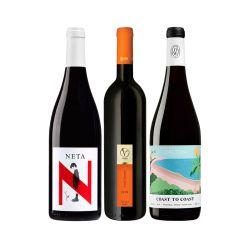 סט יינות ישראלים אדומים 2