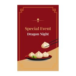 Dragon Night - ערב באווירה אסייתית