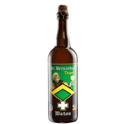 בירה סנט ברנרדוס טריפל 750