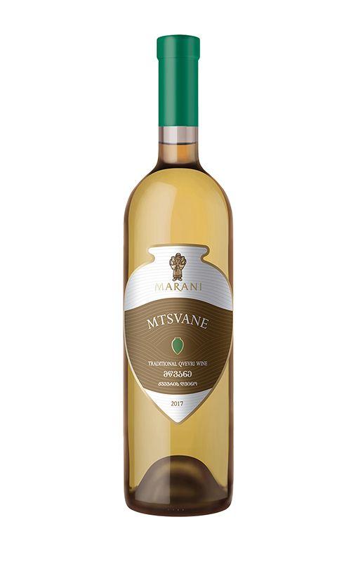 יין קבברי לבן ענבר יבש מטצבאנא מאראני