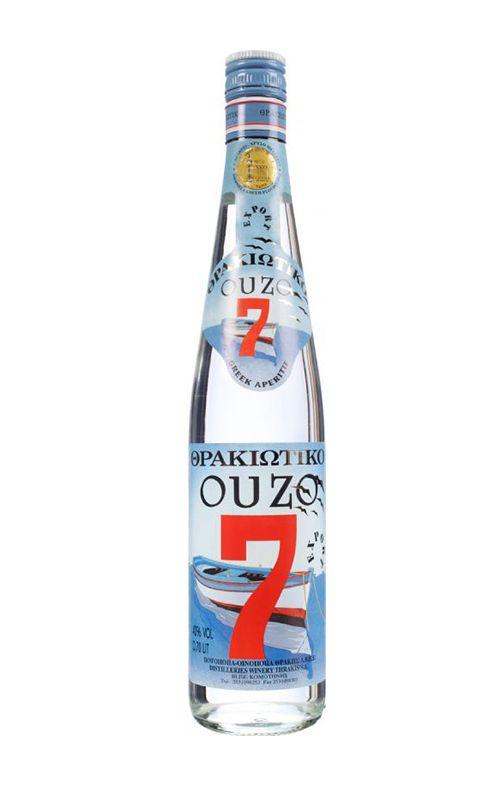אוזו 7 OUZO